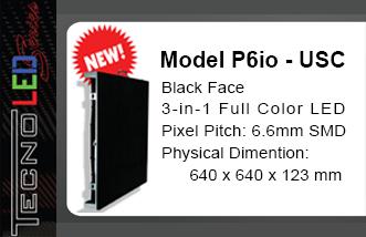 TechnoLED P6io-USC